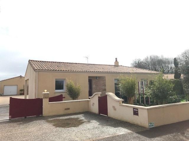 Vente maison / villa Nieul le dolent 268000€ - Photo 1