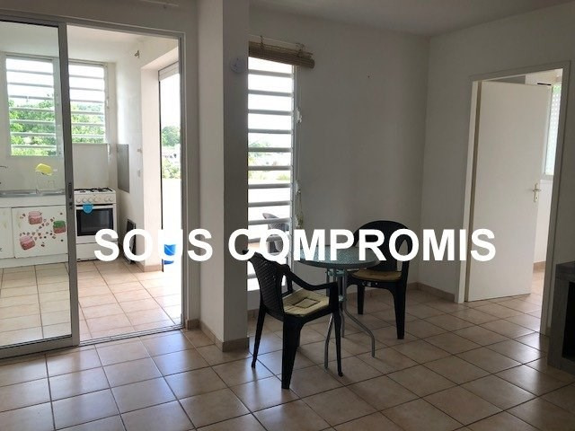 Produit d'investissement appartement Fort de france 99 000€ - Photo 1