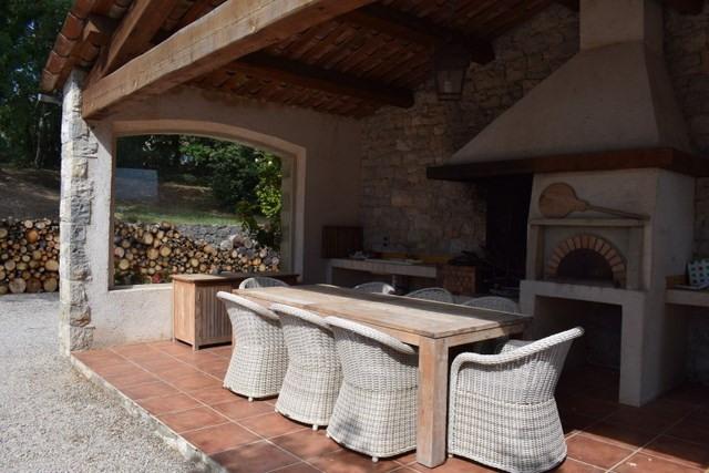 Deluxe sale house / villa Fayence 840000€ - Picture 12