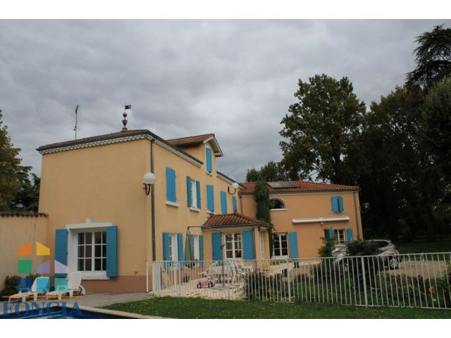 Deluxe sale house / villa Reyrieux 595000€ - Picture 6