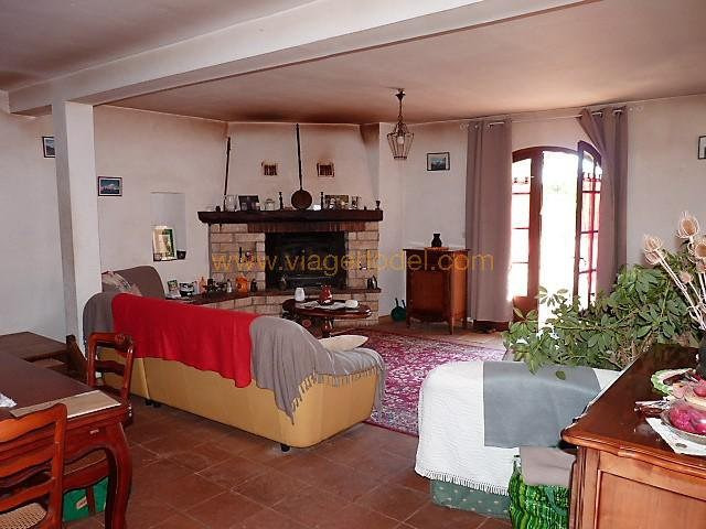 Vitalicio  casa Simiane-la-rotonde 110000€ - Fotografía 4