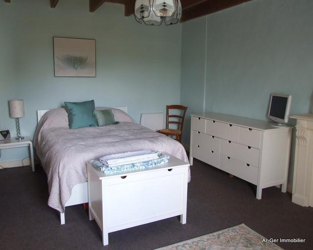 Sale house / villa Locmaria berrien 139100€ - Picture 11