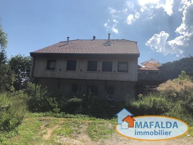 Sale house / villa Mont saxonnex 485000€ - Picture 1