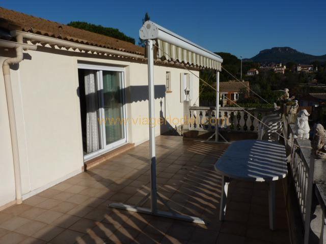 Vitalicio  casa Roquebrune-sur-argens 145000€ - Fotografía 10