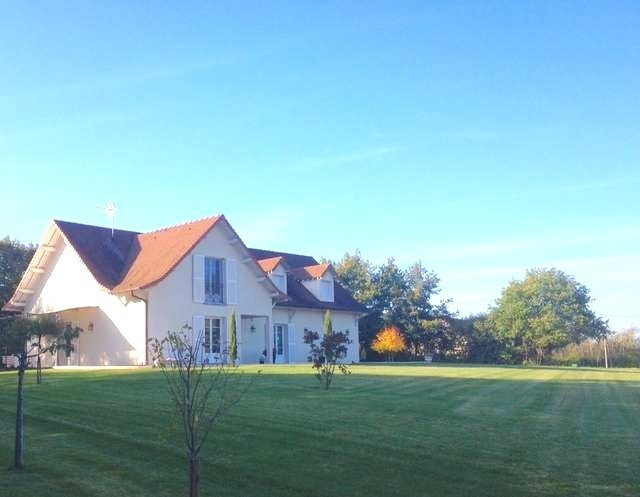 Deluxe sale house / villa Louhans 5 mns 449000€ - Picture 7