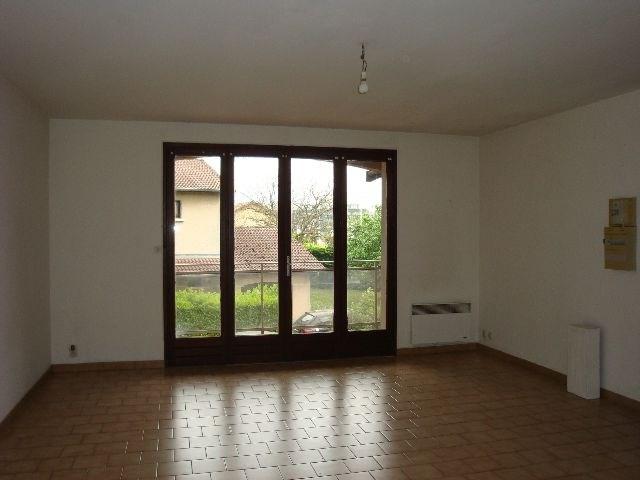 Locação apartamento Genas 693€ CC - Fotografia 1