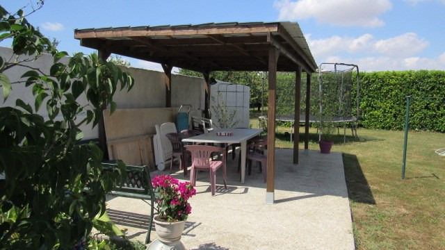 Vente maison / villa Saint jean d'angely 159 000€ - Photo 7