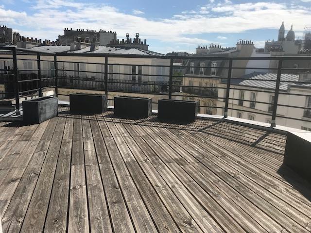 Alquiler  loft/taller/superficie Paris 18ème 2900€ CC - Fotografía 3