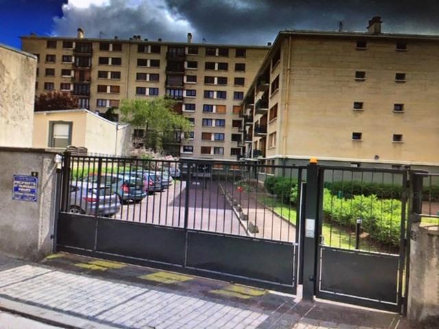Rental apartment Asnières-sur-seine 650€ CC - Picture 1