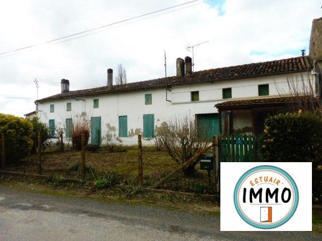 Sale house / villa Champagnolles 107800€ - Picture 1