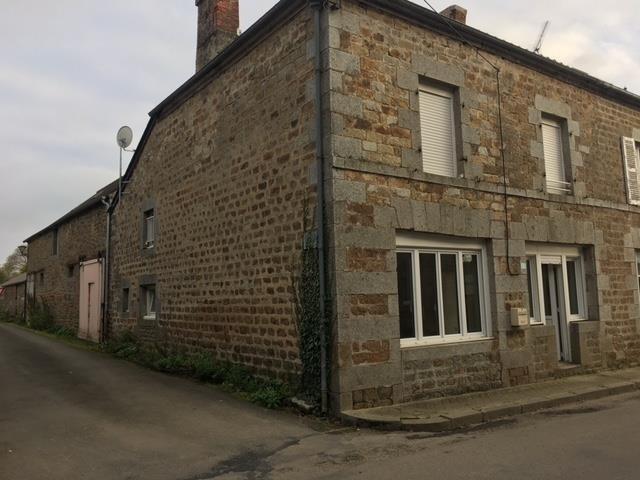 Vente maison / villa Les portes du coglais 35000€ - Photo 1