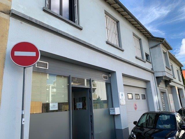 tienda Lyon 7ème 265000€ - Fotografía 1