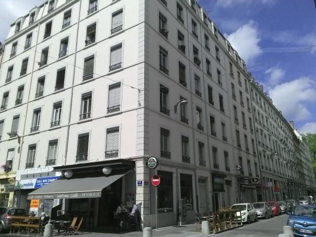 Location appartement Lyon 2ème 607€ CC - Photo 1