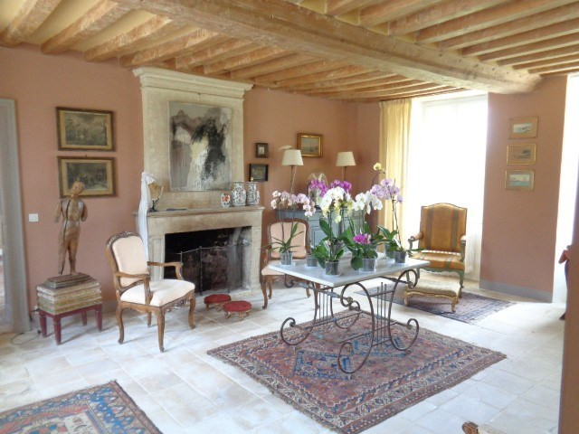 Deluxe sale chateau Isigny sur mer 682 500€ - Picture 5