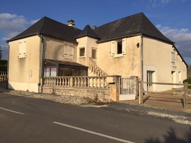 Vente maison / villa Beauregard de terrasson 134 375€ - Photo 1