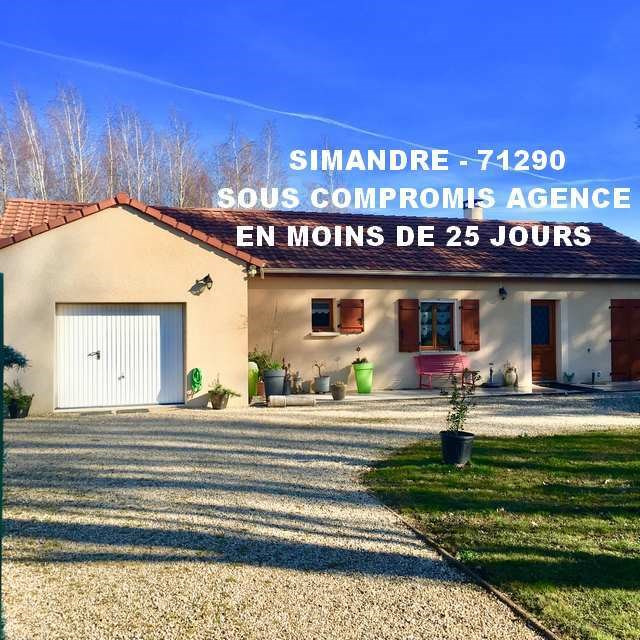 Sale house / villa Cuisery 10 minutes 169000€ - Picture 1
