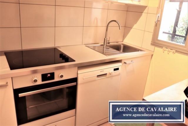 Sale apartment Cavalaire sur mer 250000€ - Picture 6