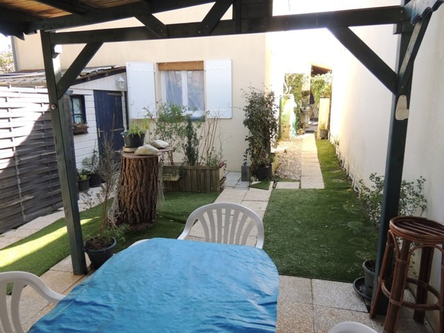 Vacation rental house / villa Vaux sur mer 390€ - Picture 22