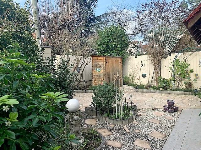 Vente maison / villa Montmorency 515000€ - Photo 12