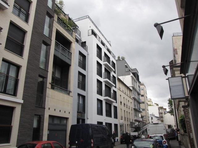 Rental apartment Boulogne billancourt 1425€ CC - Picture 1