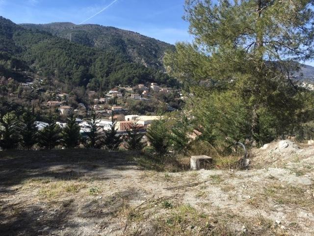 Revenda terreno Contes 262500€ - Fotografia 2