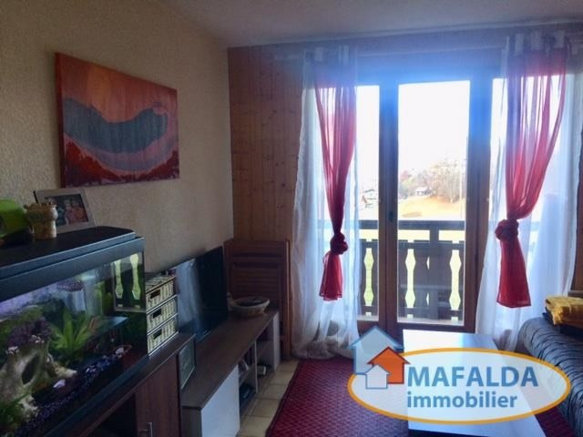 Sale apartment Mont saxonnex 58 000€ - Picture 1