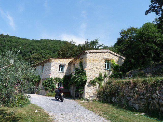 Vendita nell' vitalizio di vita casa Tourrettes-sur-loup 265000€ - Fotografia 8