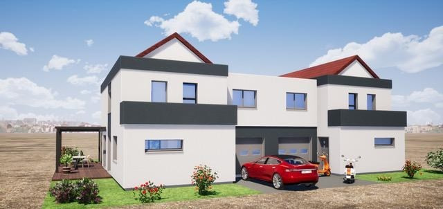 Sale house / villa Illkirch graffenstaden 449000€ - Picture 5