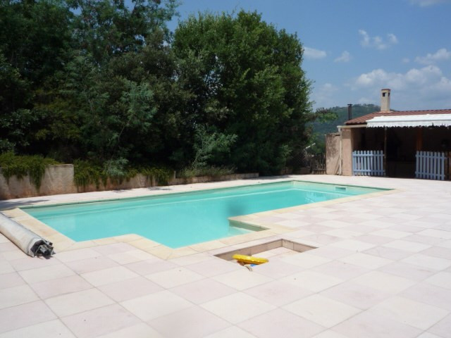 Sale house / villa Vidauban 366000€ - Picture 2
