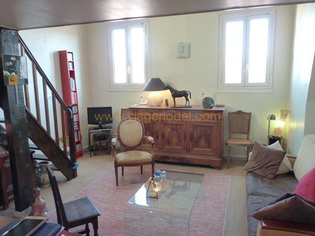 Vendita nell' vitalizio di vita appartamento Marseille 6ème 42500€ - Fotografia 2