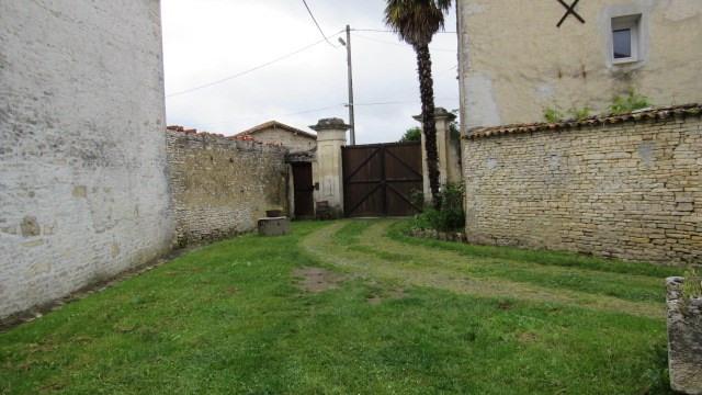 Vente maison / villa Asnières-la-giraud 138000€ - Photo 3