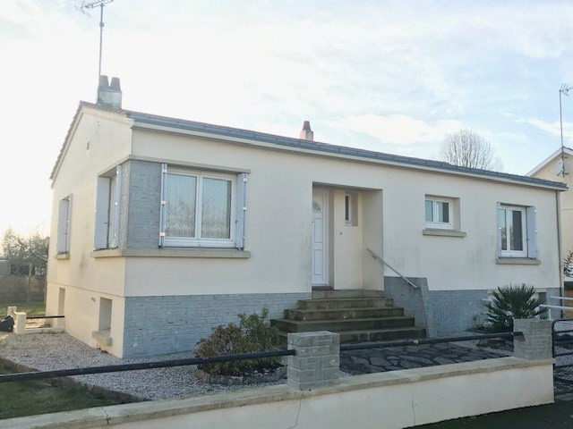 Sale house / villa Nieul le dolent 126500€ - Picture 1