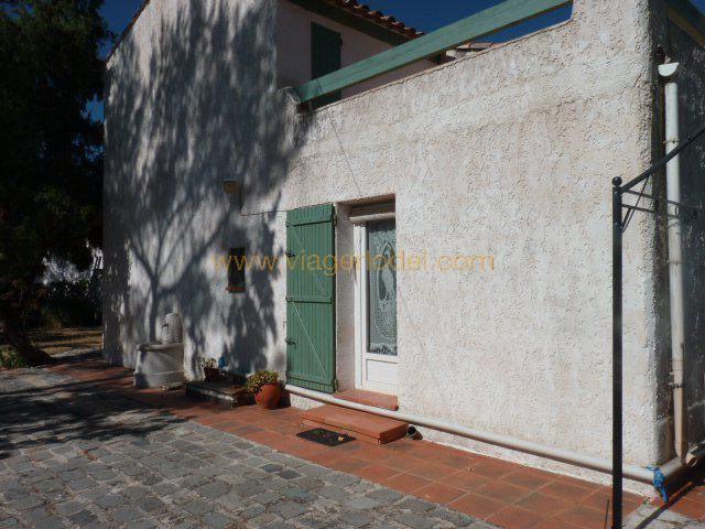 Vendita nell' vitalizio di vita casa Mimet 110000€ - Fotografia 16