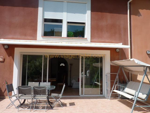 Life annuity house / villa Mazaugues 110 000€ - Picture 1