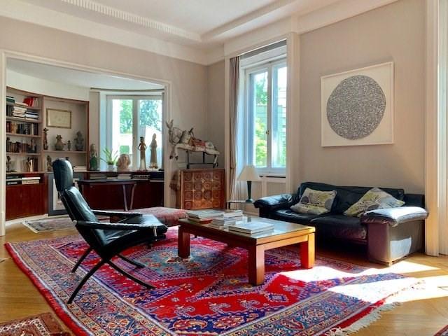 Vente de prestige appartement Lyon 6ème 890000€ - Photo 1