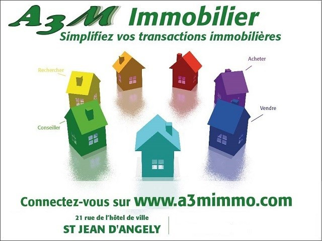 Sale site Romegoux 33 940€ - Picture 1