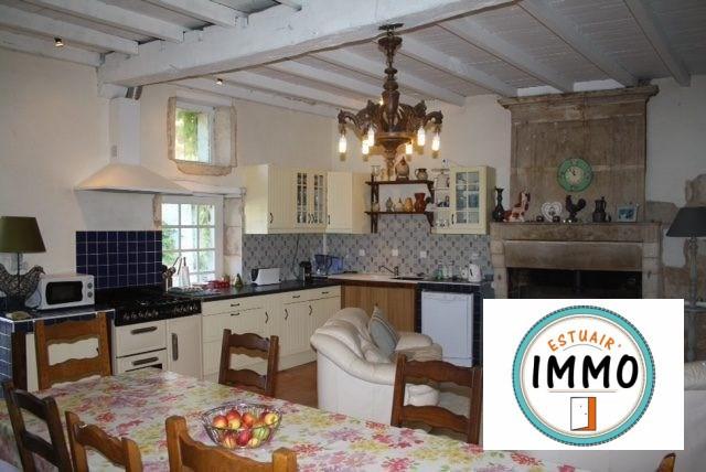 Deluxe sale house / villa Saint-fort-sur-gironde 599000€ - Picture 18