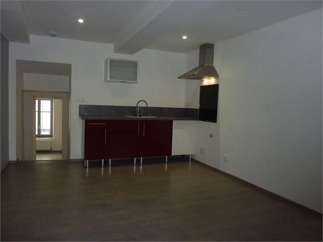 Rental apartment Toul 430€ CC - Picture 1