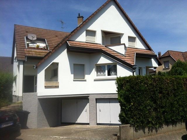 Rental apartment La wantzenau 850€ CC - Picture 1