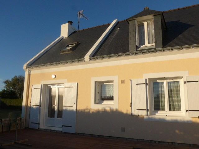 Revenda casa Le palais 368450€ - Fotografia 1
