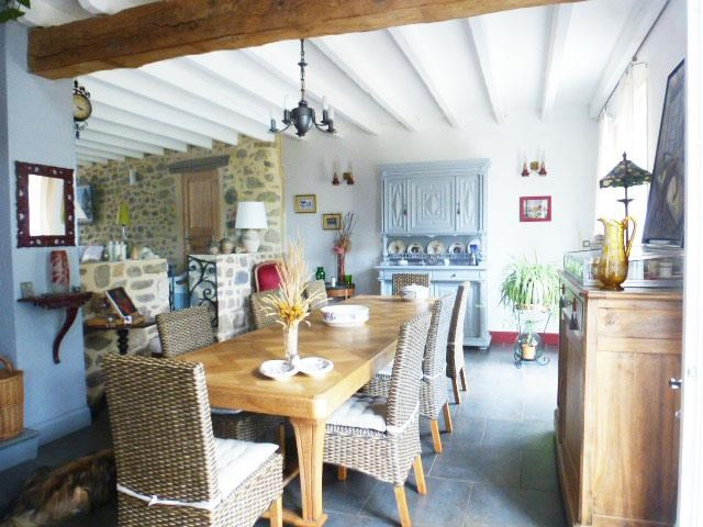 Vente maison / villa Augignac 267500€ - Photo 1