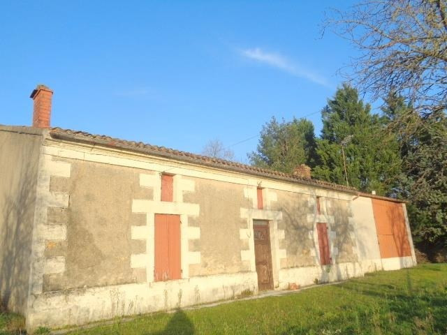 Sale house / villa Cavignac 70000€ - Picture 1