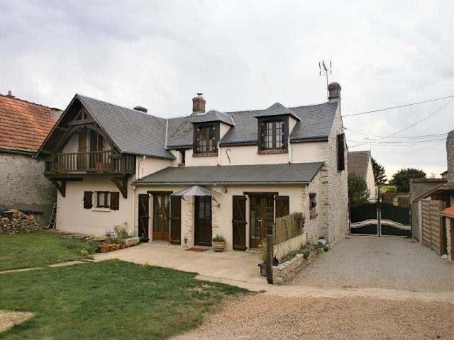 Revenda casa Aunay sous auneau 234000€ - Fotografia 1