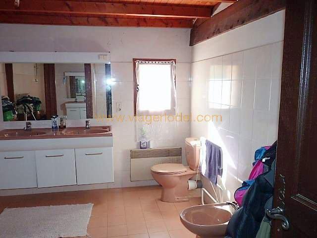 Vendita nell' vitalizio di vita casa Simiane-la-rotonde 110000€ - Fotografia 5