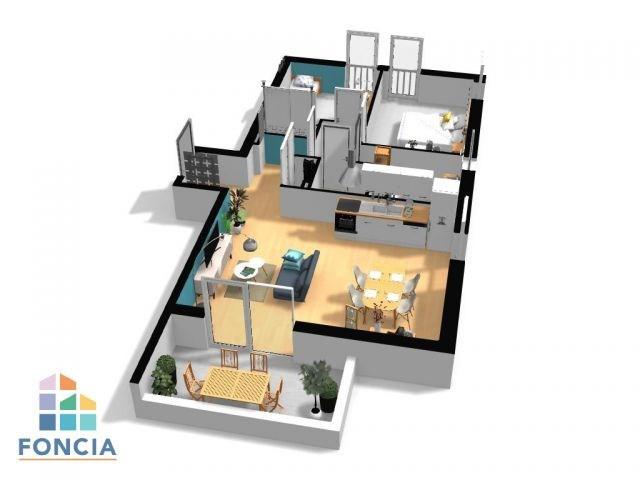 Sale apartment Bourg-en-bresse 199000€ - Picture 1