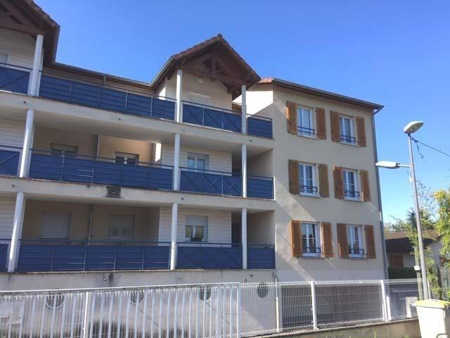 Rental apartment Villette d'anthon 820€ CC - Picture 1