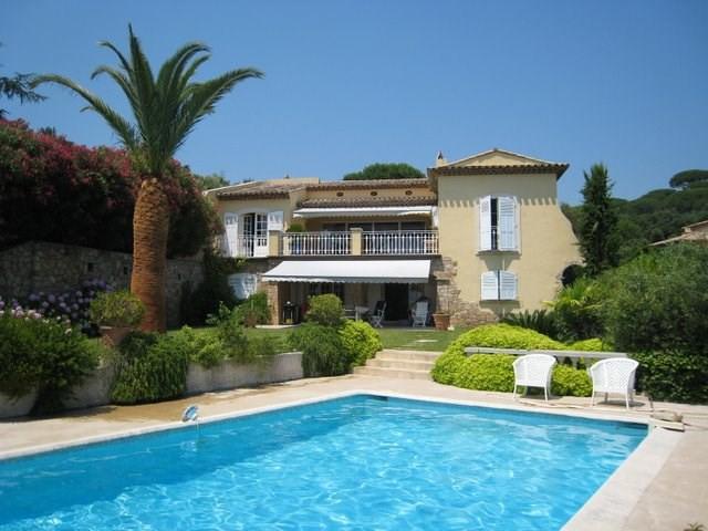 Vente de prestige maison / villa Sainte maxime 2490000€ - Photo 2