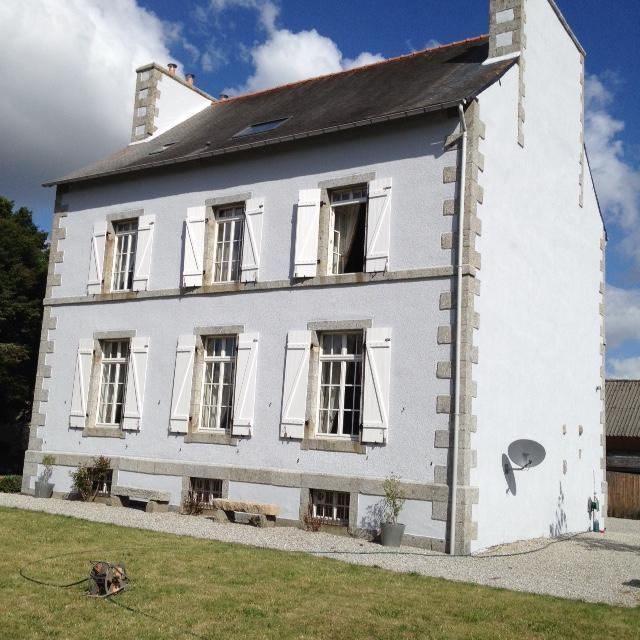 Sale house / villa Plouguernevel 195780€ - Picture 2