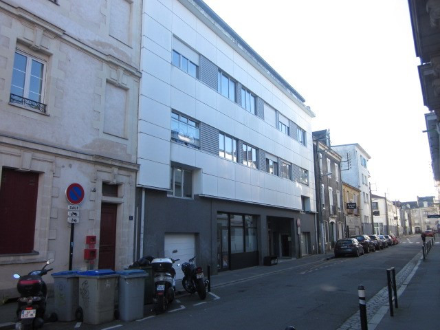 Rental office Nantes 535€ HT/CC - Picture 1