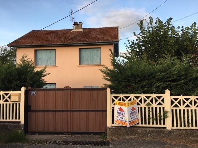 Sale house / villa Decazeville 81500€ - Picture 2